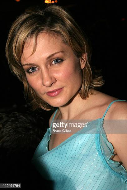 Amy Carlson during The Actors Fund 20th Anniversary Performance of 'Vampire Lesbians of Sodom' with Julie Halston and Charles Busch performing...