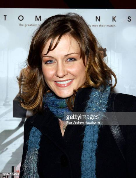 Amy Carlson during 'The Ladykillers' Special Screening New York at Landmark's Sunshine Cinema in New York City New York United States
