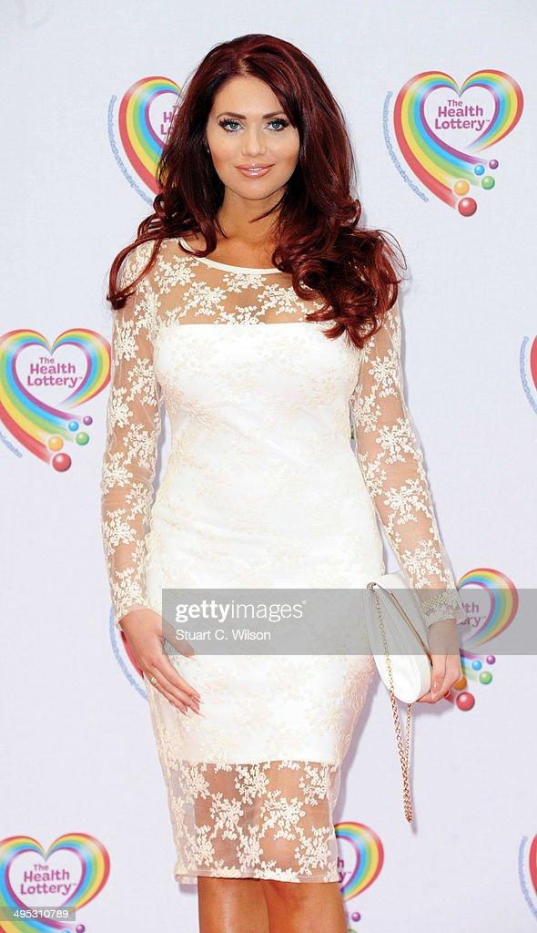<a gi-track='captionPersonalityLinkClicked' href=/galleries/search?phrase=Amy+Childs&family=editorial&specificpeople=7306054 ng-click='$event.stopPropagation()'>Amy Childs</a> attends the Health Lottery tea party at The Savoy Hotel on June 2, 2014 in London, England.