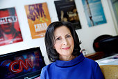 Amy Entelis from CNN is photographed for Los Angeles Times on June 9 2015 in New York City PUBLISHED IMAGE CREDIT MUST BE Carolyn Cole/Los Angeles...