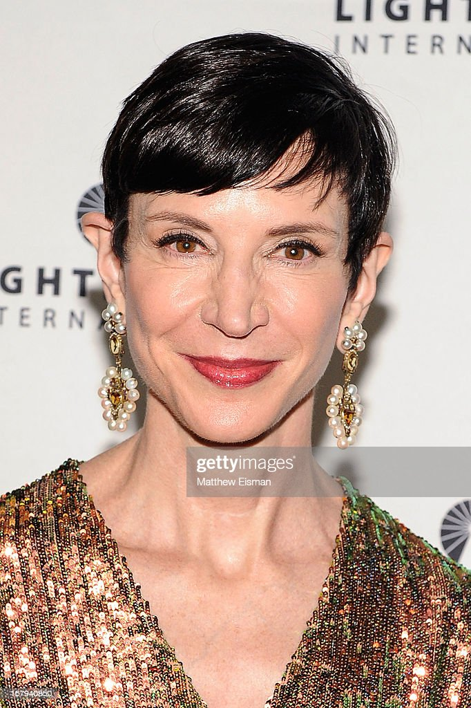 Amy Fine Collins attends the 5th Annual 'A Posh Affair' Gala at 583 Park Avenue on May 2, 2013 in New York City.