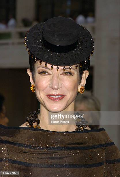 Amy Fine Collins during 65th Annual American Ballet Theatre Spring Gala at The Metropolitan Opera House at Lincoln Center in New York City New York...