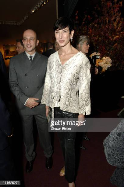 Amy Fine Collins during Memorial SloanKettering Cancer Center's 18th Preview Party for The Haughton International Fine Art and Antique Dealers Show...