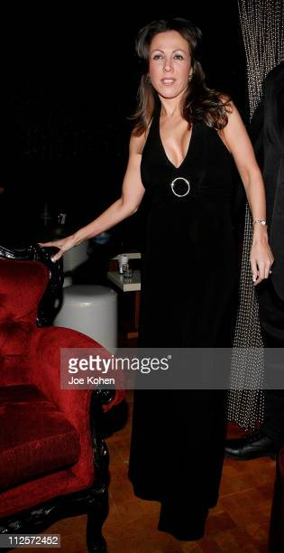 Amy Fisher attends the 'Amy Fisher Caught on Tape' release party held at Retox club on January 4 2008 in New York City