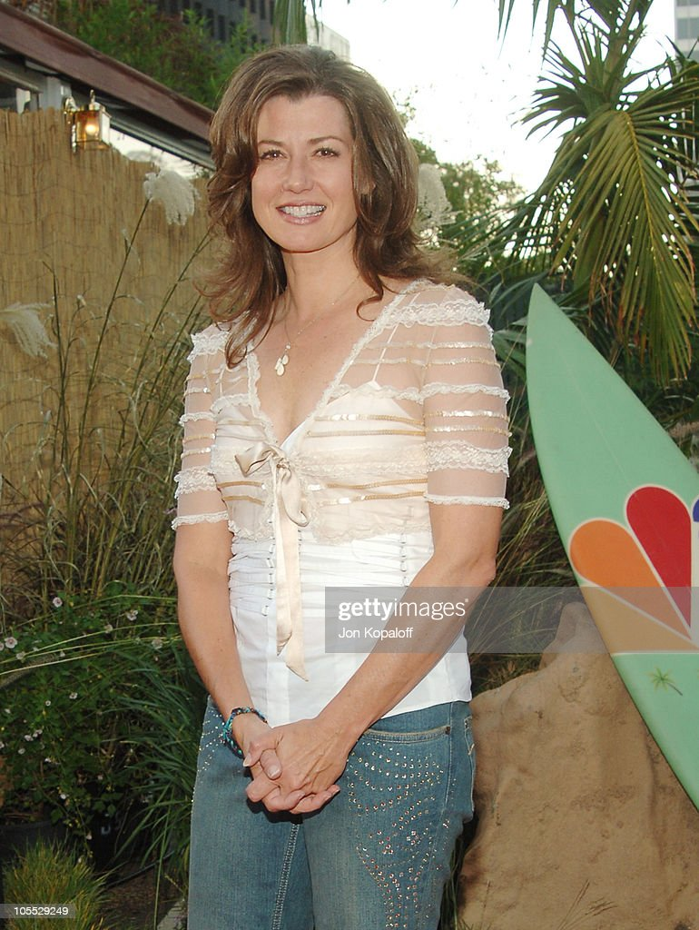 Amy Grant during 2005 NBC Network All Star Celebration at Century Club in Century City California United States