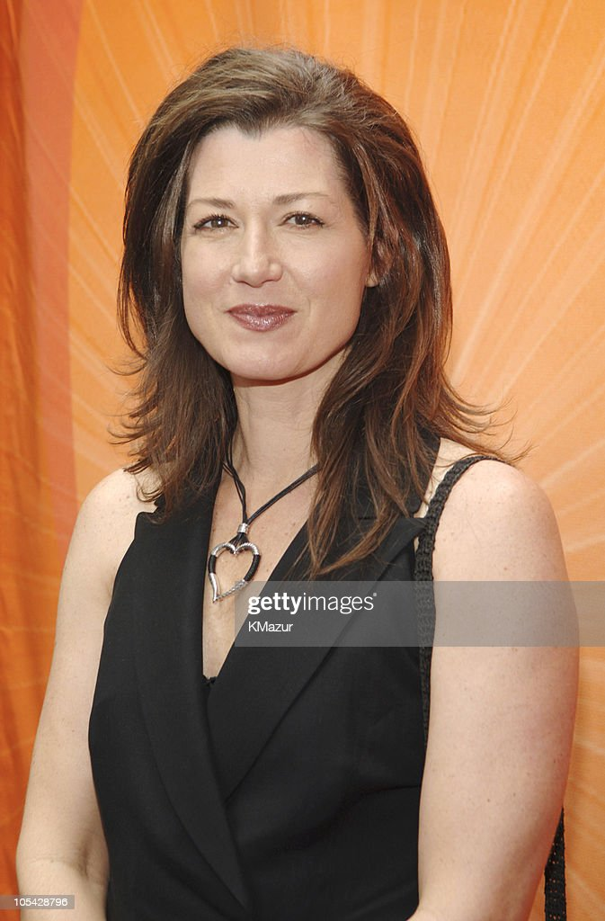 Amy Grant during 2005/2006 NBC UpFront Inside Arrivals at Rockefeller Center in New York City New York United States