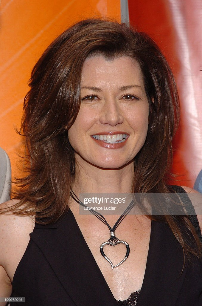 Amy Grant during 2005/2006 NBC UpFront Red Carpet at Radio City Music Hall in New York NY United States