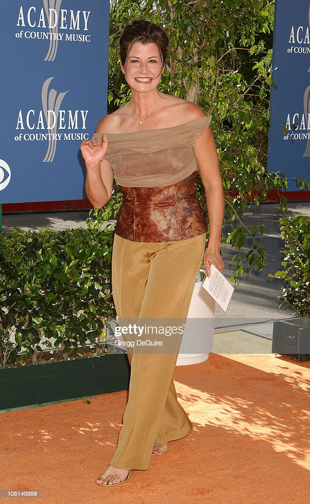 Amy Grant during 38th Annual Academy of Country Music Awards Arrivals at Mandalay Bay Event Center in Las Vegas Nevada United States