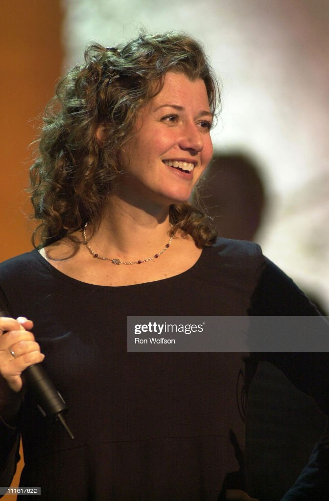 Amy Grant during Women Rock Girls Guitars in Hollywood California United States