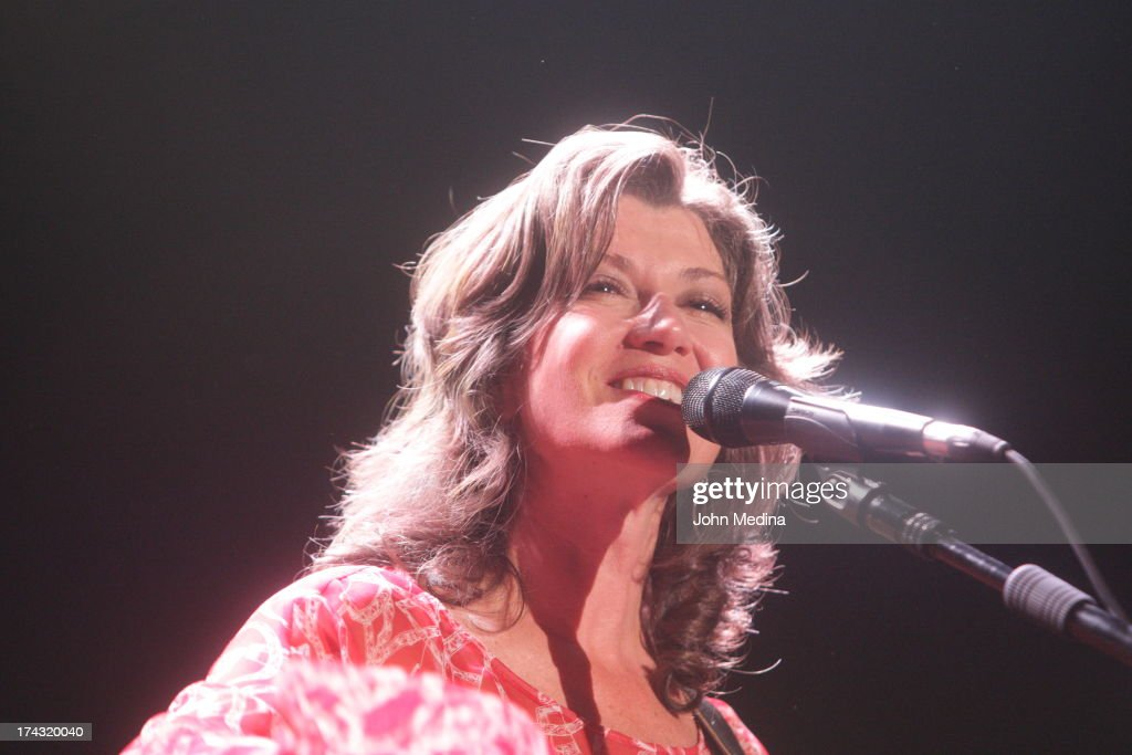 Amy Grant performs at San Jose Civic Auditorium on July 23, 2013 in San Jose, California.