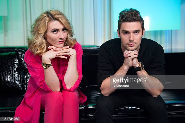 Karmin Stock Photos And Pictures Getty Images