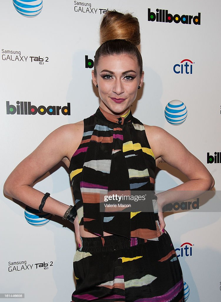 Amy Heidemann attends The Billboard GRAMMY After Party at The London Hotel on February 10, 2013 in West Hollywood, California.
