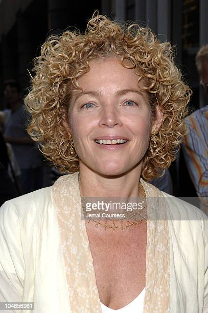 Amy Irving during 'Dedication or The Stuff of Dreams' Opening Night Arrivals at 59E59 Theaters in New York City New York United States