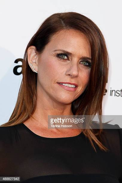 Amy Landecker attends the premiere of Amazon Studios' 'Transparent' at Ace Hotel on September 15 2014 in Los Angeles California