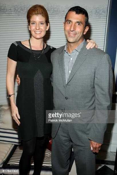 Amy Lau and Giulio Capua attend Opening Night Gala for The 38th Annual KIPS BAY DECORATOR SHOW HOUSE at Kips Bay Show House and Asia Society on...