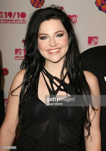Amy Lee of Evanescence during MTV Video Music Awards Latin America 2006 Arrivals at Palacio de los Deportes in Mexico City Mexico