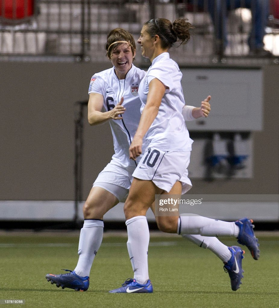 2012 CONCACAF Women's Olympic Qualifying - Semifinal 1