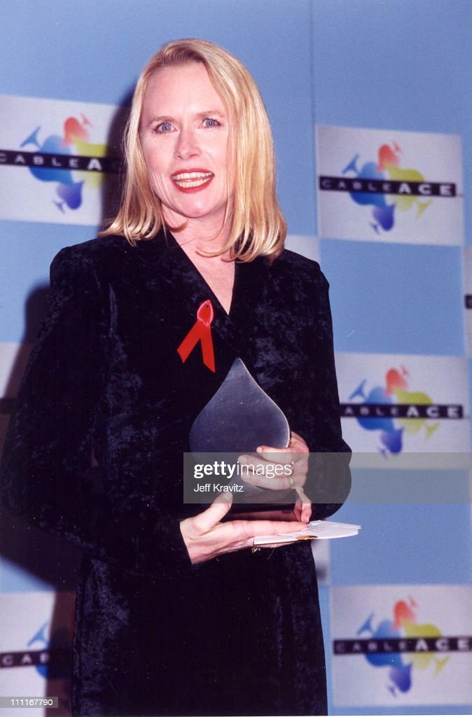 Amy Madigan during 1994 Cable Ace Awards in Los Angeles, California, United States.