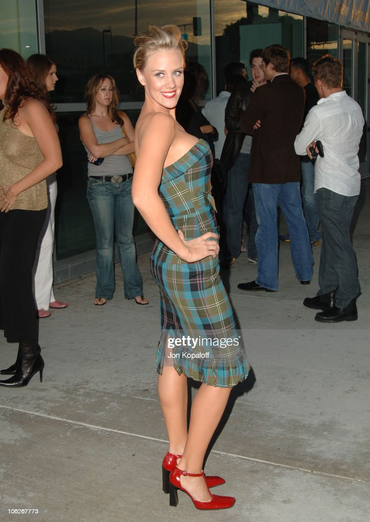 Amy McCarthy during 'Dirty Love' Los Angeles Premiere - Arrivals at ArcLight Cinerama Dome in Hollywood, California, United States.