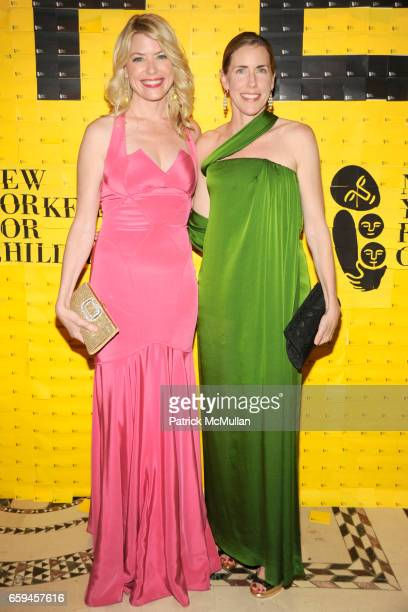 Amy McFarland and Landon Slane attend NEW YORKERS FOR CHILDREN 10th Annual Fall Gala at Cipriani 42nd on September 22 2009 in New York City