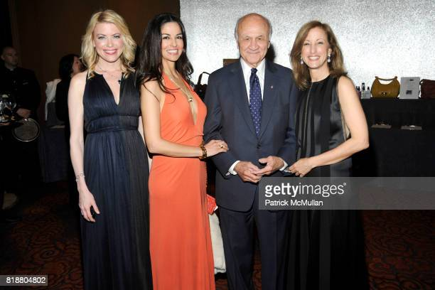 Amy McFarland Dayssi Olarte de Kanavos Nicholas Scoppetta and Susan Magazine attend NEW YORKERS FOR CHILDREN Spring Dinner Dance Presented by AKRIS...