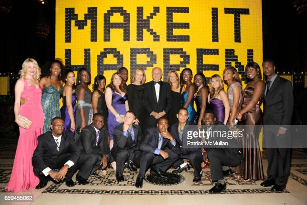 Amy McFarland Susan Burden Nicholas Scoppetta Susan Magazine and NYFC Youth Leaders attend NEW YORKERS FOR CHILDREN 10th Annual Fall Gala at Cipriani...