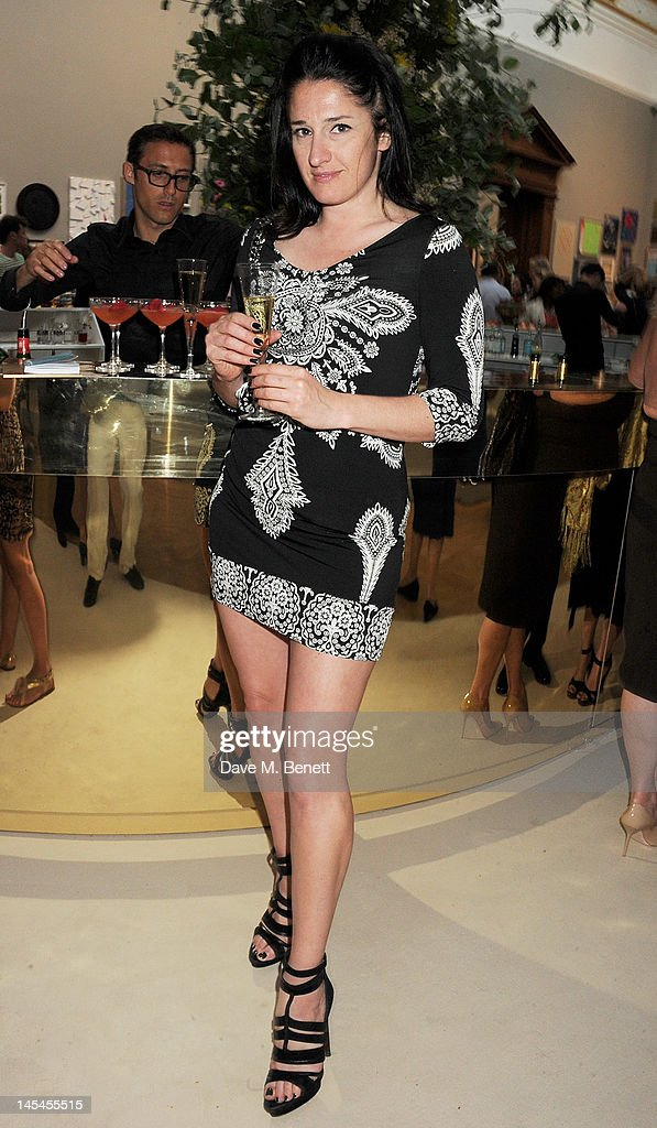Amy Molyneaux attends the Royal Academy of Arts Summer Exhibition Preview Party at Royal Academy of Arts on May 30, 2012 in London, England.