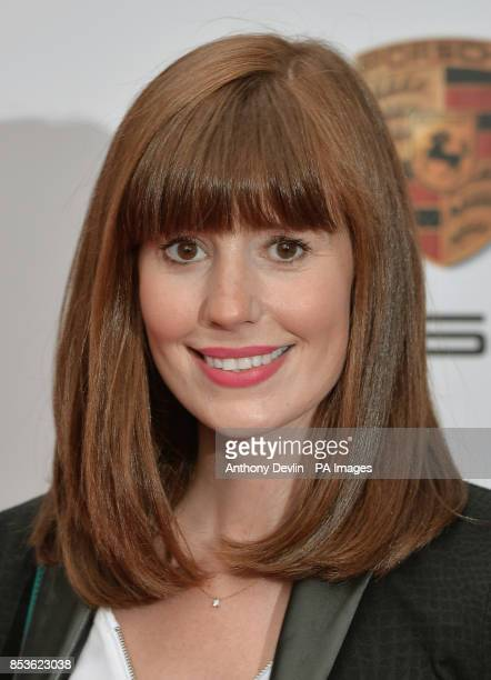 Amy Nuttall attending the WTA PreWimbledon Party at The Roof Gardens Kensington London PRESS ASSOCIATION Photo Picture date Thursday June 19 2014...