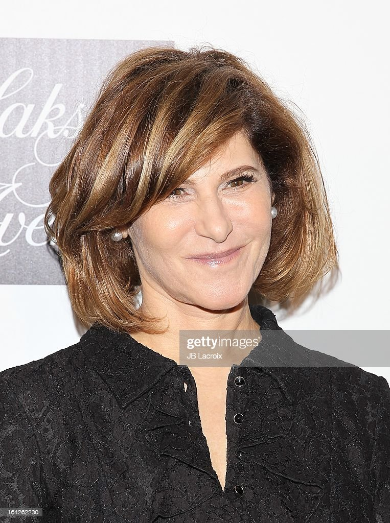 Amy Pascal attends 'An Evening' benefiting The L.A. Gay & Lesbian Center at the Beverly Wilshire Four Seasons Hotel on March 21, 2013 in Beverly Hills, California.
