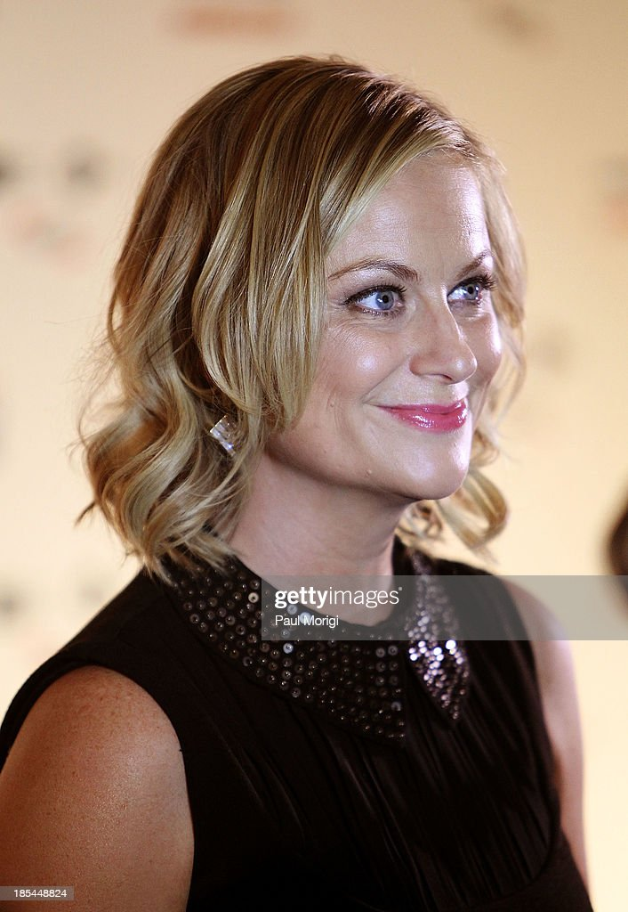 <a gi-track='captionPersonalityLinkClicked' href=/galleries/search?phrase=Amy+Poehler&family=editorial&specificpeople=228430 ng-click='$event.stopPropagation()'>Amy Poehler</a> attends The 16th Annual Mark Twain Prize For American Humor at John F. Kennedy Center for the Performing Arts on October 20, 2013 in Washington, DC.