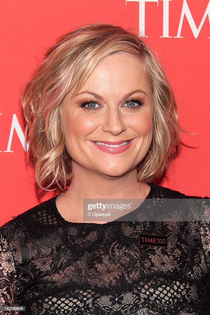 Amy Poehler attends the 2013 Time 100 Gala at Frederick P. Rose Hall, Jazz at Lincoln Center on April 23, 2013 in New York City.
