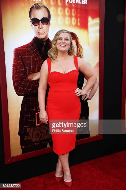 Amy Poehler attends the premiere of Warner Bros Pictures' 'The House' at TCL Chinese Theatre on June 26 2017 in Hollywood California