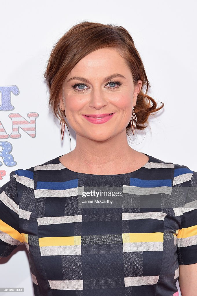 Amy Poehler attends the 'Wet Hot American Summer First Day of Camp' Series Premiere at SVA Theater on July 22 2015 in New York City