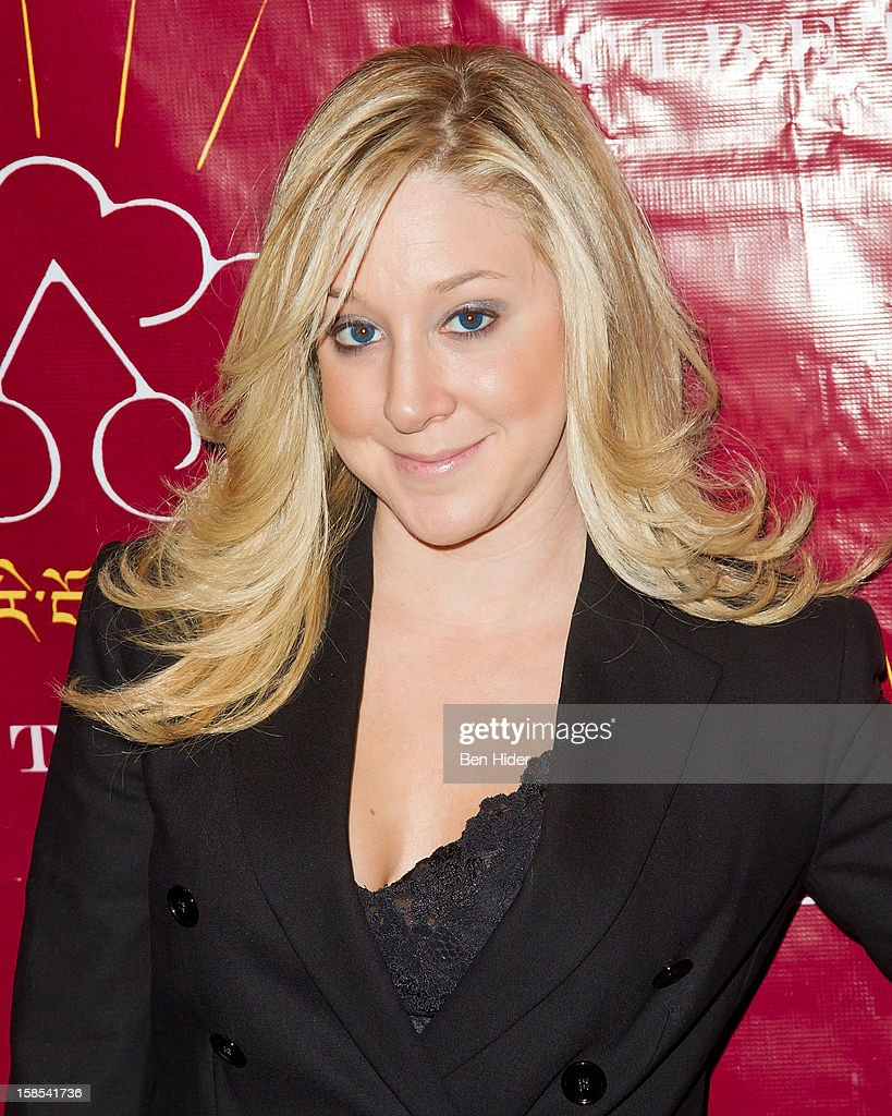 Amy Poliakoff attends the 10th annual Tibet House Benefit Auction at Christie's Auction House on December 18, 2012 in New York City.