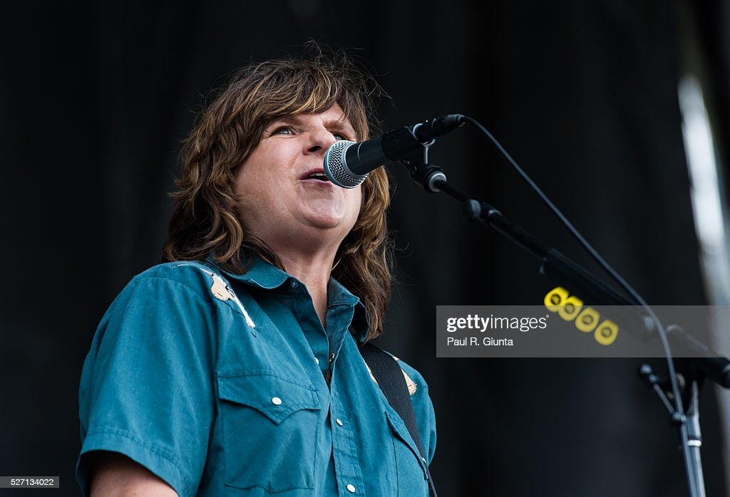 <a gi-track='captionPersonalityLinkClicked' href=/galleries/search?phrase=Amy+Ray&family=editorial&specificpeople=1058825 ng-click='$event.stopPropagation()'>Amy Ray</a> of Indigo Girls performs on stage at the Beale Street Music Festival on May 1, 2016 in Memphis, Tennessee.