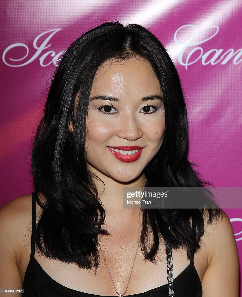 Amy Rider arrives to the 'Candy Ice' jewelry launch event held at MyStudio Nightclub on August 13, 2010 in Los Angeles, California.