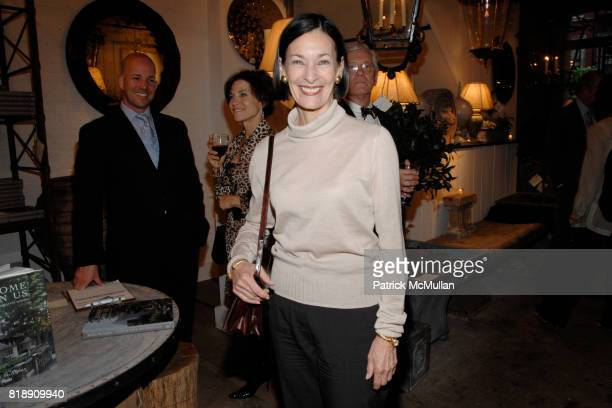 Amy Rossi attend Book Party for BOBBY MCALPINE'S 'THE HOME WITHIN US' from RIZZOLI at Treillage on May 18th 2010 in New York City