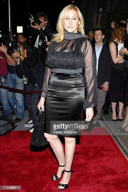 Amy Sacco during 2006 New Yorkers For Children Gala at Cipriani in New York City New York United States