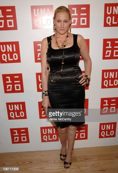Amy Sacco during Grand Opening of Uniqlo Flagship Store at Uniqlo Flagship Store in New York City New York United States