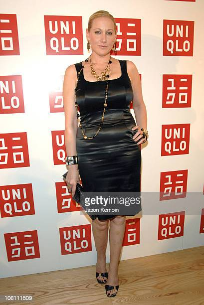 Amy Sacco during Grand Opening of Uniqlo Flagship Store November 9 2006 at Uniqlo Flagship Store Soho in New York City New York United States