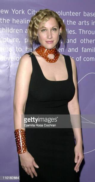 Amy Sacco during 'One of a Kind' Celebrity Art Auction to Benefit Free Arts of NYC at Chelsea Art Museum in New York City New York United States
