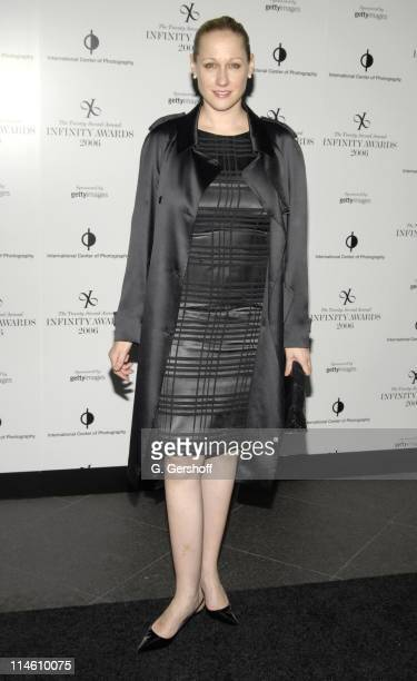 Amy Sacco during The 22nd Annual Infinity Awards Presented by The International Center of Photography at Chelsea Piers in New York City New York...