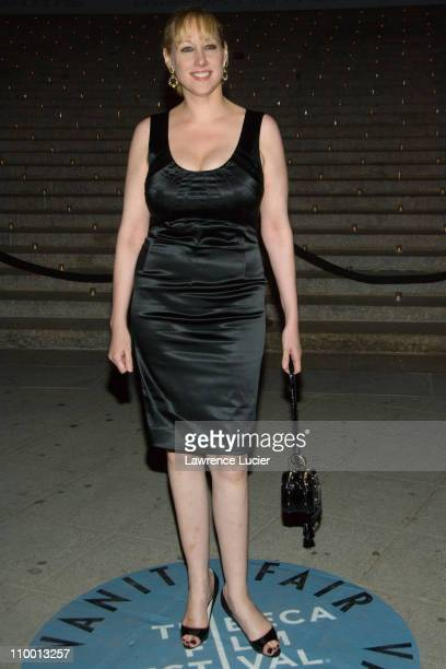 Amy Sacco during Vanity Fair Hosts The Sixth Annual Tribeca Film Festival Opening Night Party April 24 2007 at New York State Supreme Court in New...