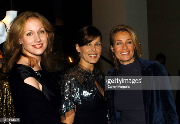 Amy Sacco Mary Alice Stephenson and Frederique Van Der Wal