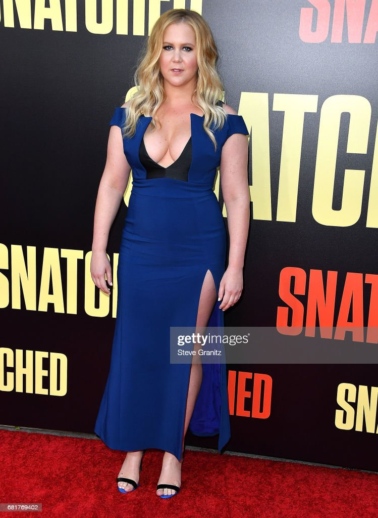 Amy Schumer arrives at the Premiere Of 20th Century Fox's 'Snatched' at Regency Village Theatre on May 10, 2017 in Westwood, California.