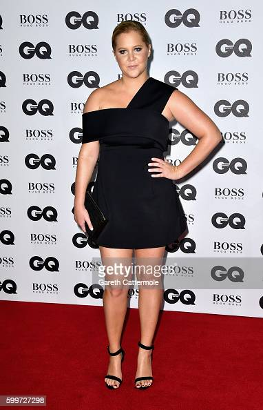 Amy Schumer arrives for GQ Men Of The Year Awards 2016 at Tate Modern on September 6 2016 in London England