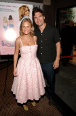 Amy Sedaris and Paul Dinello during THINKFilm Presents The New York Premiere of 'Strangers With Candy' at Cinema 123 in New York City New York United...