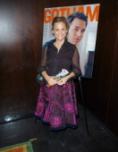Amy Sedaris at Gotham Magazine Celebrates Cover Model Mark Ruffalo with a Screening of his New Film 'Zodiac' at the Bryant Park Hotel
