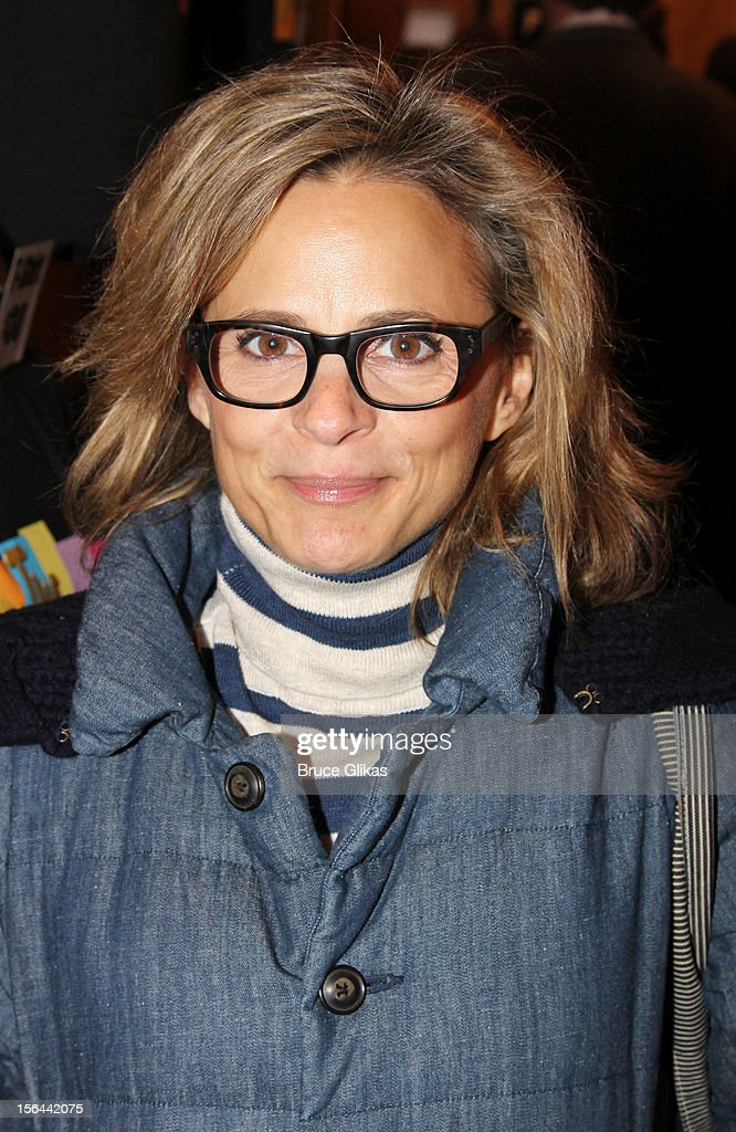 <a gi-track='captionPersonalityLinkClicked' href=/galleries/search?phrase=Amy+Sedaris&family=editorial&specificpeople=209343 ng-click='$event.stopPropagation()'>Amy Sedaris</a> attends the opening night of 'The Performers' on Broadway at the Longacre Theatre on November 14, 2012 in New York City.