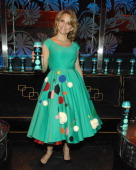 Amy Sedaris attends the SCVNGR Presents The Downy Unstopables Hunt at The Bank Nightclub at the Bellagio on December 3 2011 in Las Vegas Nevada
